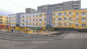 Малоэтажки по ул.Алтайская